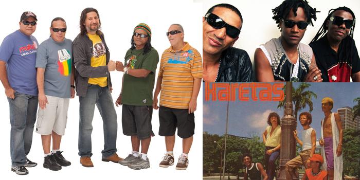 Quais são as bandas mais antigas de Reggae no Brasil?