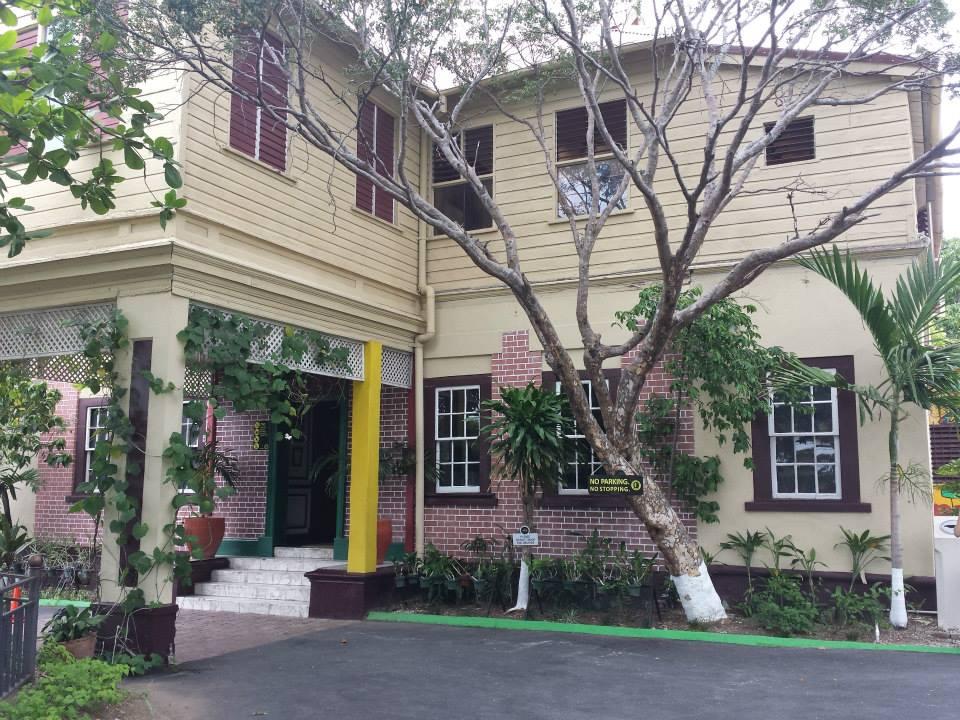 Casa do Bob Marley