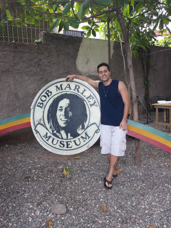 Mandala Bob Marley