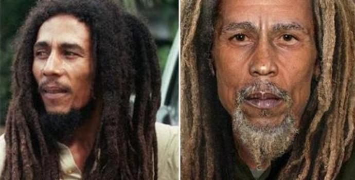 Como Bob Marley estaria se ainda estivesse vivo